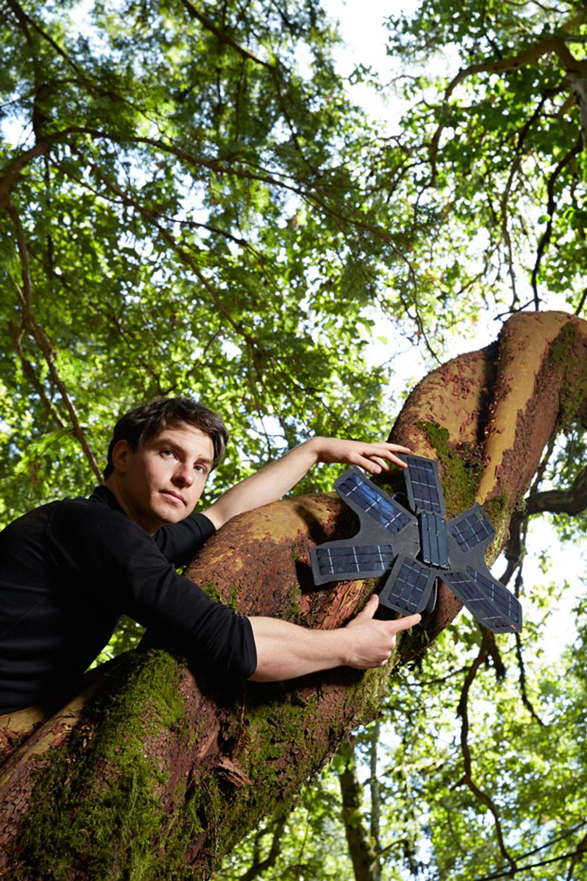 Topher White: Repurposing Cellphones to Defend the Rain Forest