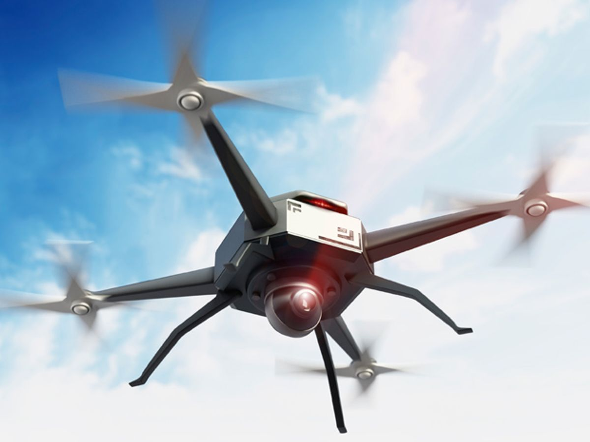 What Might Happen If an Airliner Hit a Small Drone?