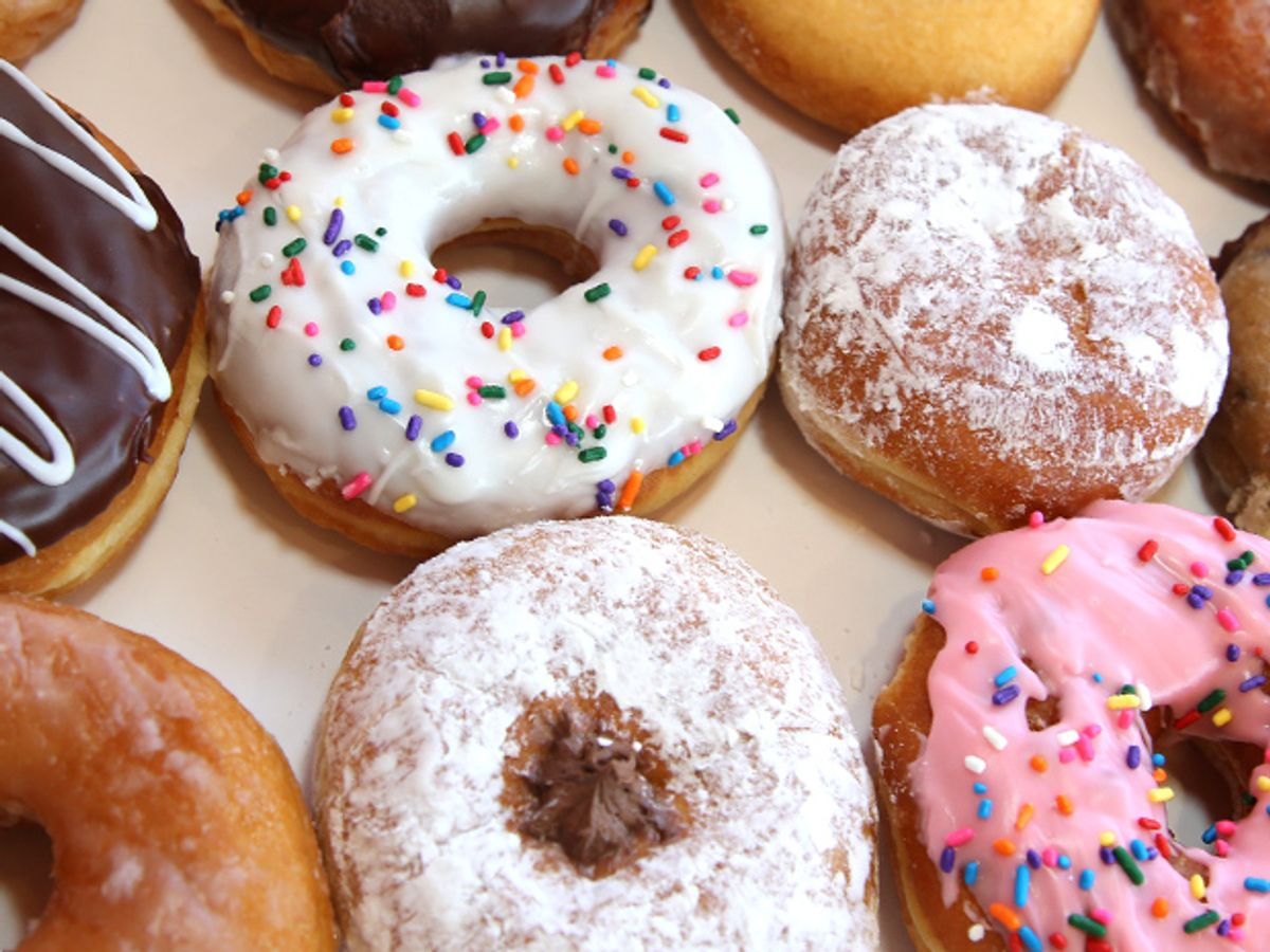 Fear of Nanoparticles Takes the White Out of Dunkin' Donuts