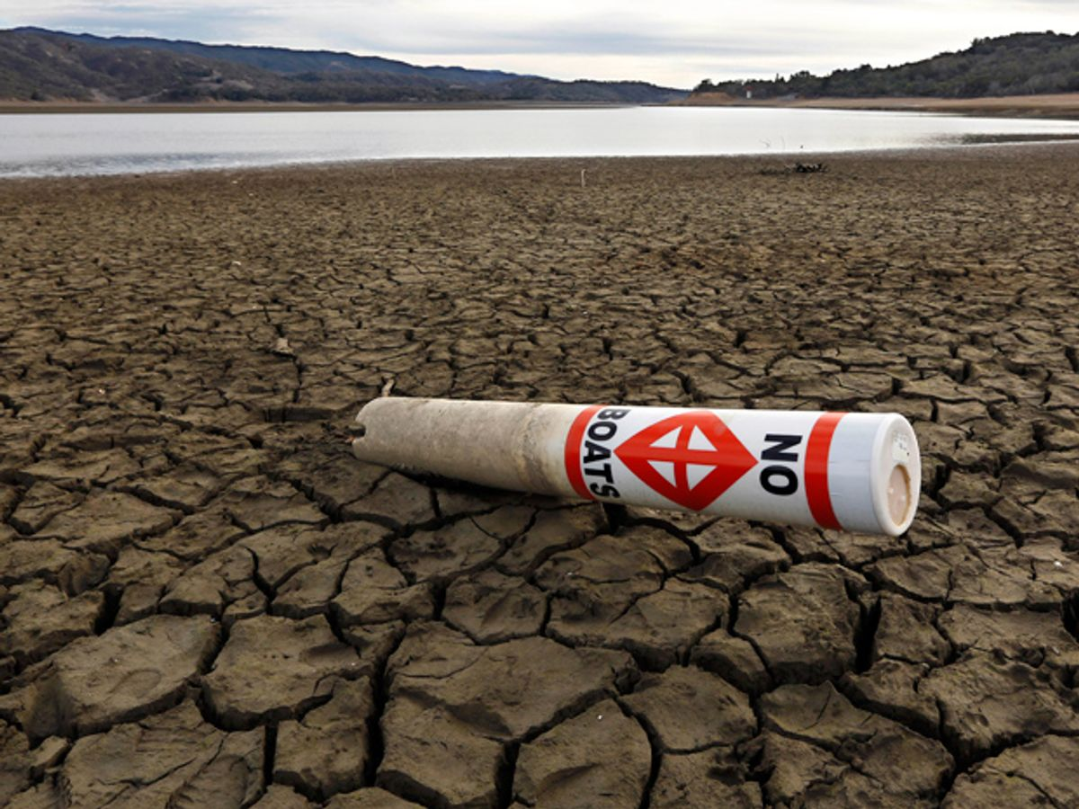 Drought May Force California's Water System Into the 21st Century