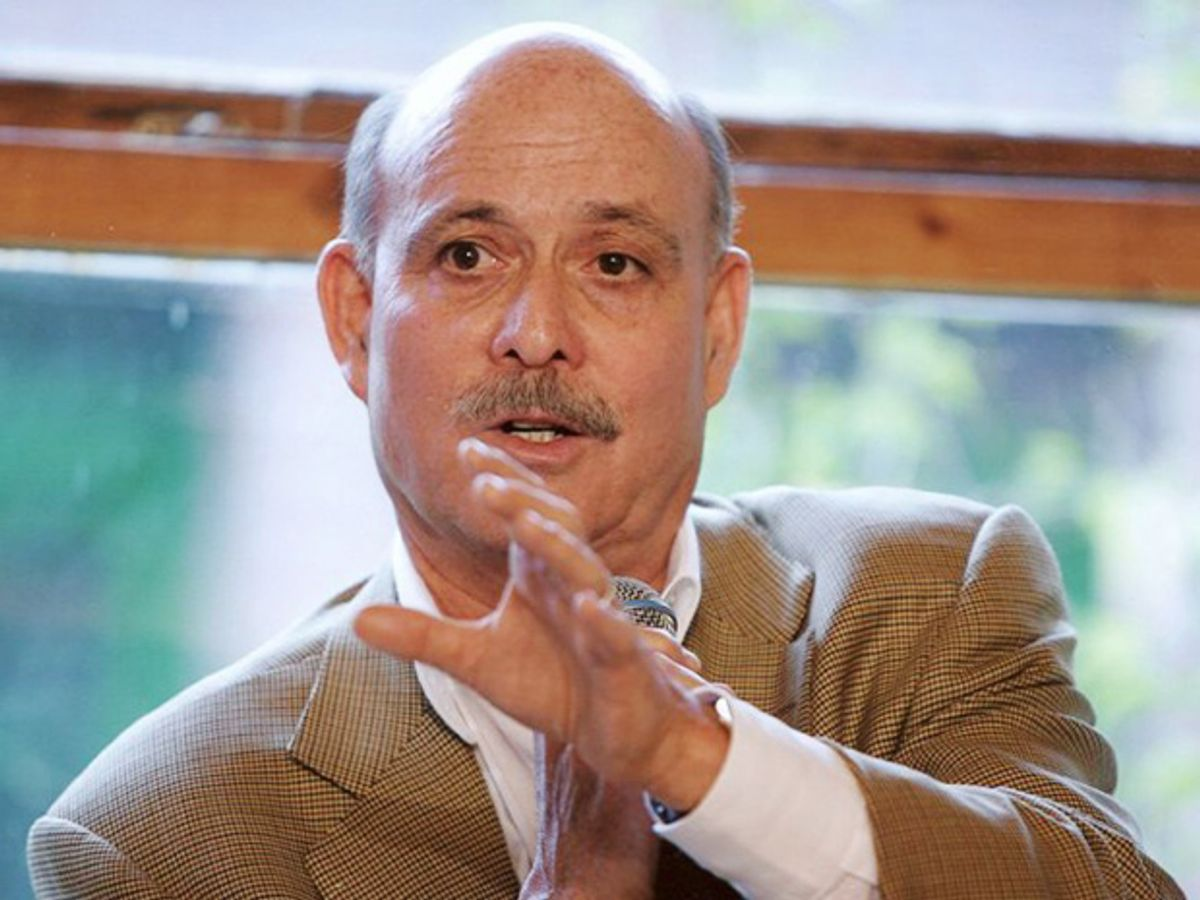 Jeremy Rifkin on the Internet of Things and the Next Industrial Revolution