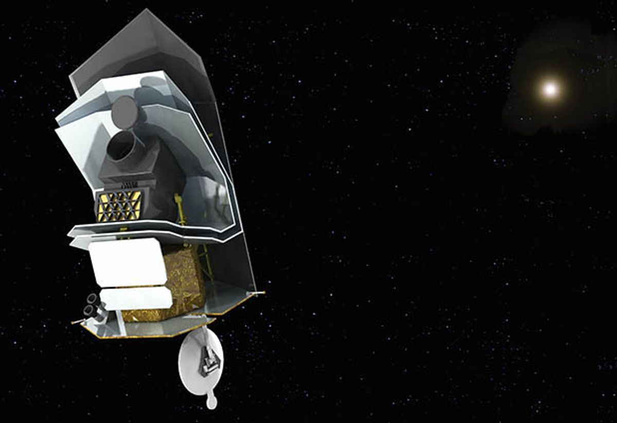 Sentinel's Mission to Find 500,000 Near-Earth Asteroids