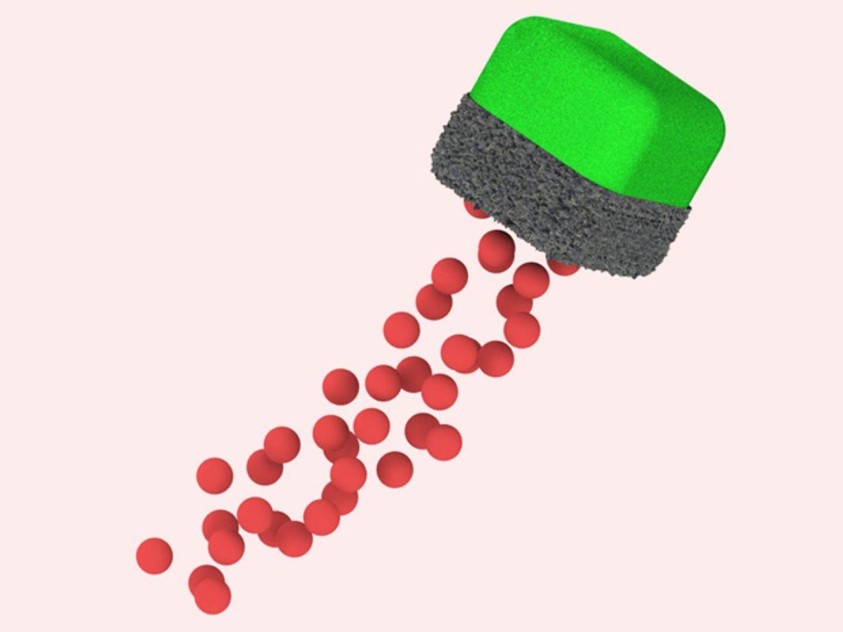 Micromotors to Boost Hydrogen Fuel Cells