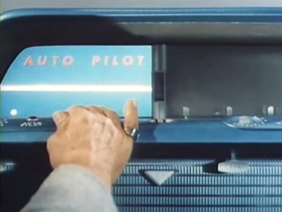 Watch General Motors' Hilarious 1956 Movie on Smart Roads