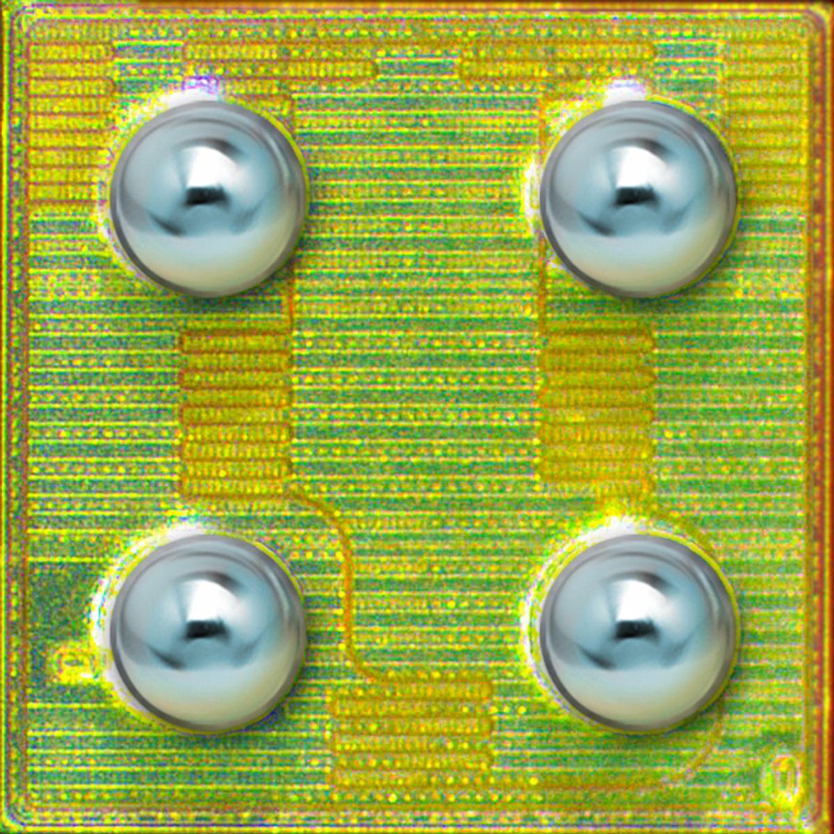 Gallium Nitride Power Transistors Priced Cheaper Than Silicon