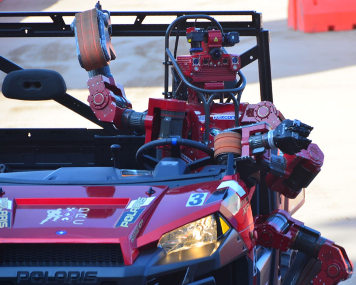 DARPA Robotics Challenge Finals: What We Learned on Day 1
