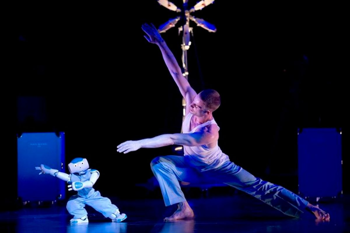 Bots Do Ballet in Brooklyn, and the Crowd Goes Wild