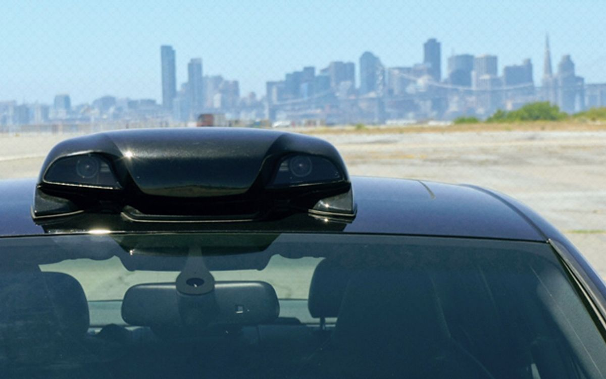 First Aftermarket Autonomous Cars Hit the Road in California