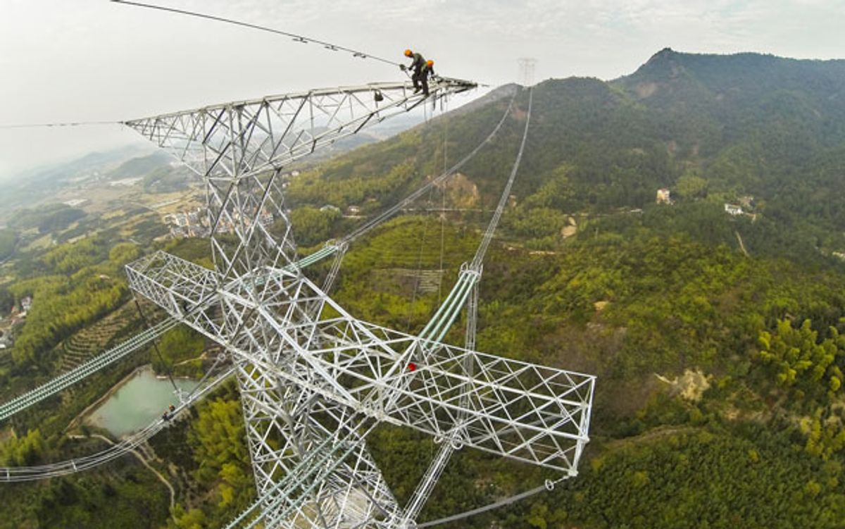 Let's Build a Global Power Grid