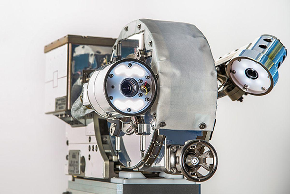 NASA Tests New Robotic Refueling Hardware on International Space Station