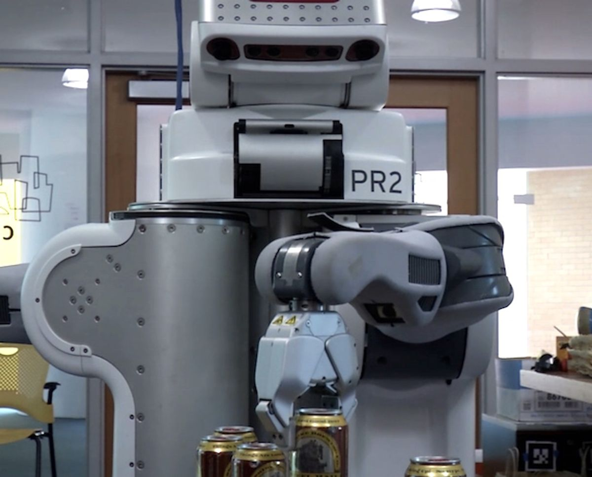MIT Finally Does Some Useful Research With Beer Delivering Robots