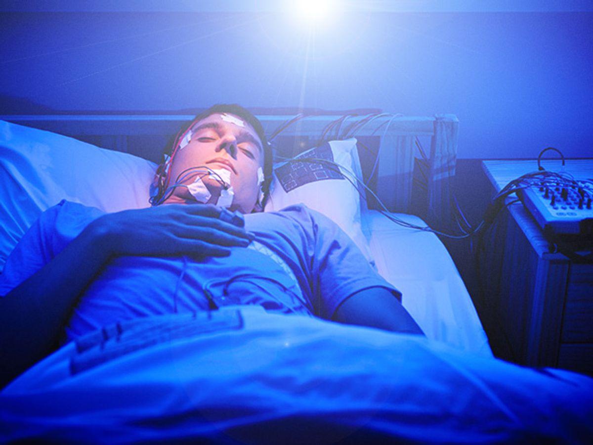 Li-Fi in the ER