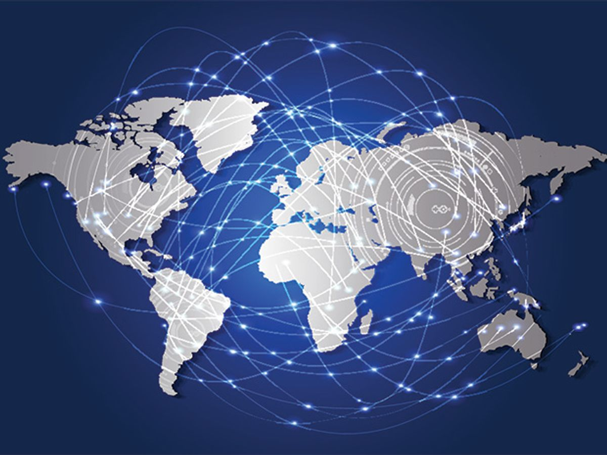 System Routes Internet Traffic Around Countries You Don't Trust