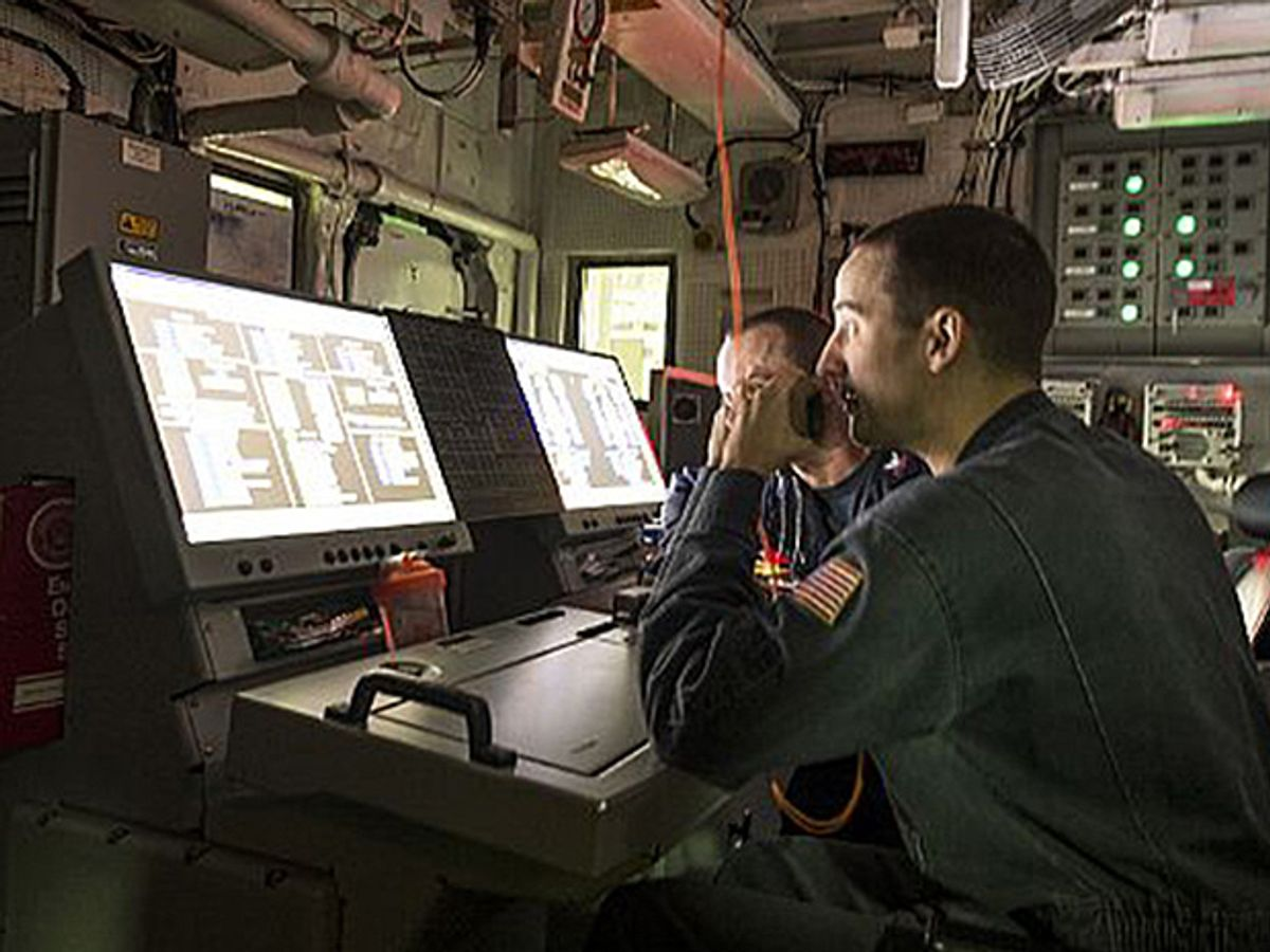 Navy Diversifies Ships' Cyber Systems to Foil Hackers
