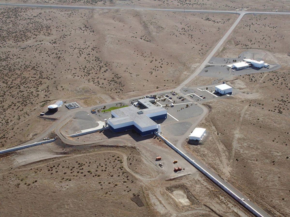 U.S. Restarts Hunt For Gravitational Waves With Advanced LIGO