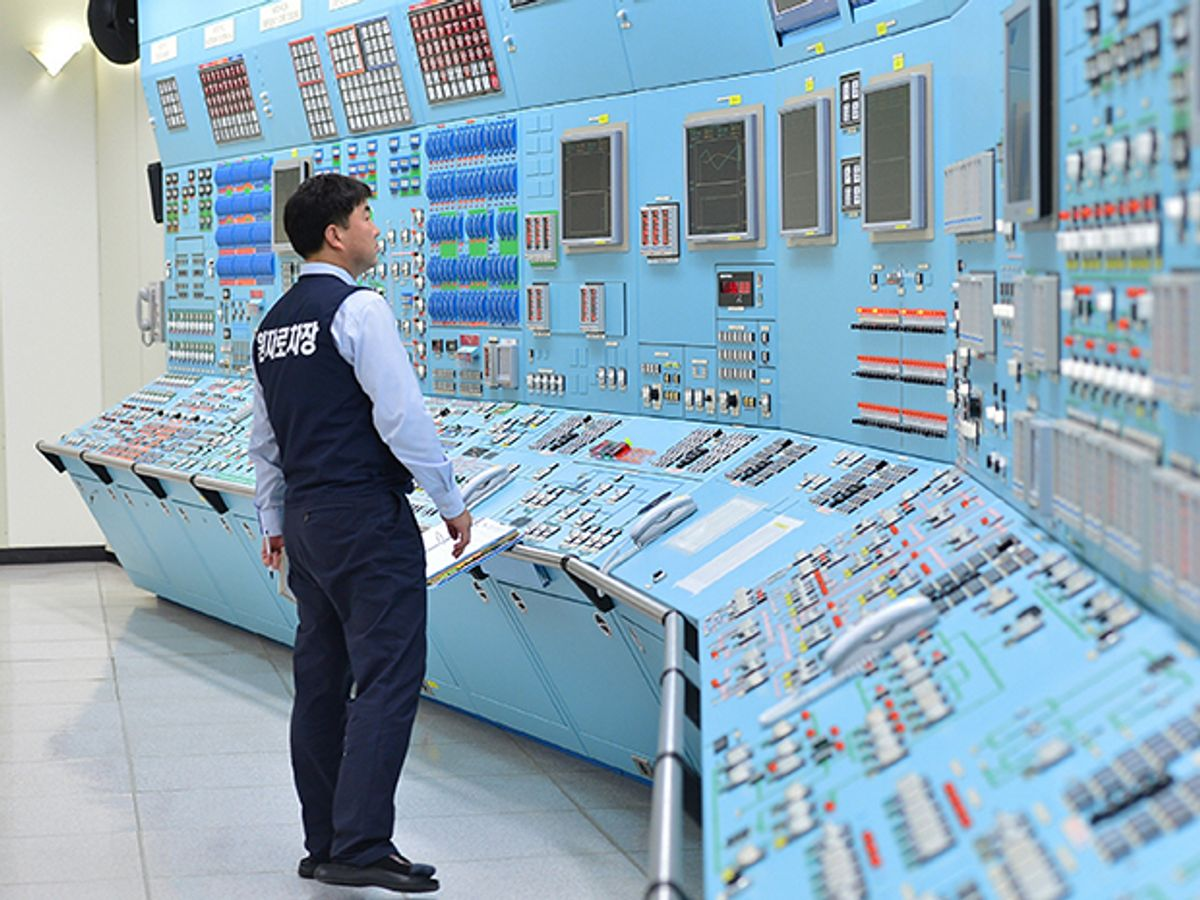 Nuclear Cybersecurity Woefully Inadequate