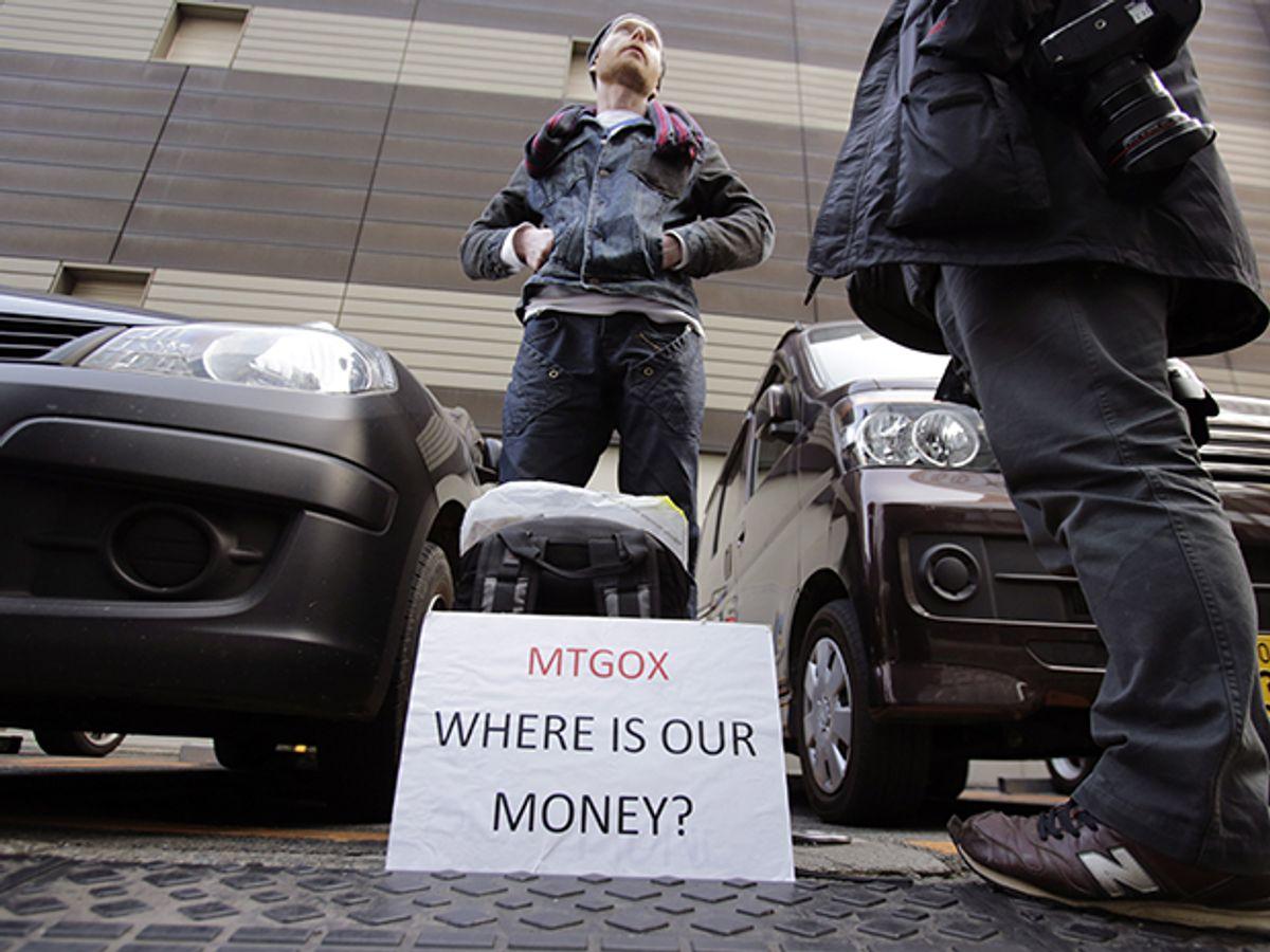 The Mt. Gox Bitcoin Debacle: An Update