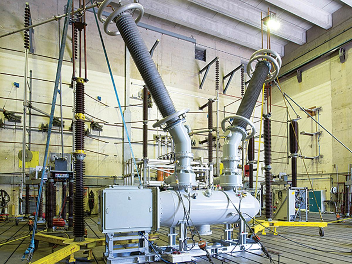 Inside the Lab That Pushes Supergrid Circuit Breakers to the Limit