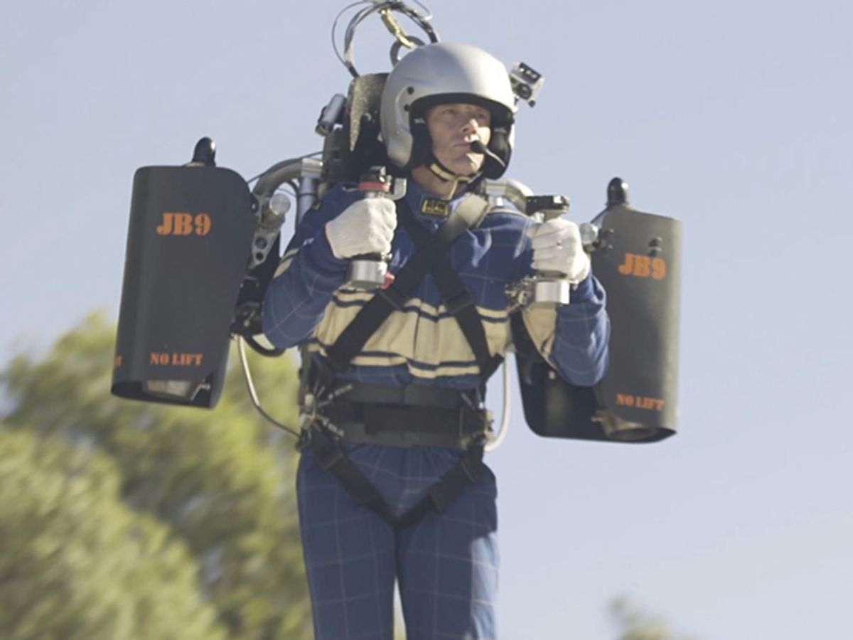 Finally, the Jetpack We've Always Wanted