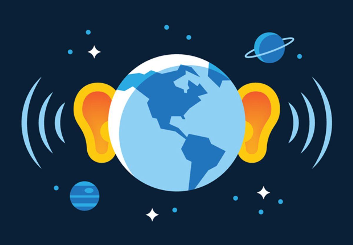 $100 Million Breakthrough Listen Initiative Starts Searching for E.T.