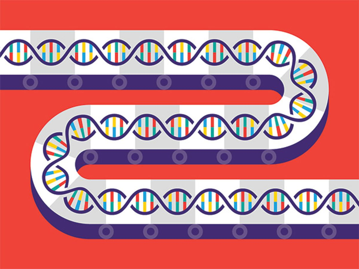 DNA Manufacturing Enters the Age of Mass Production
