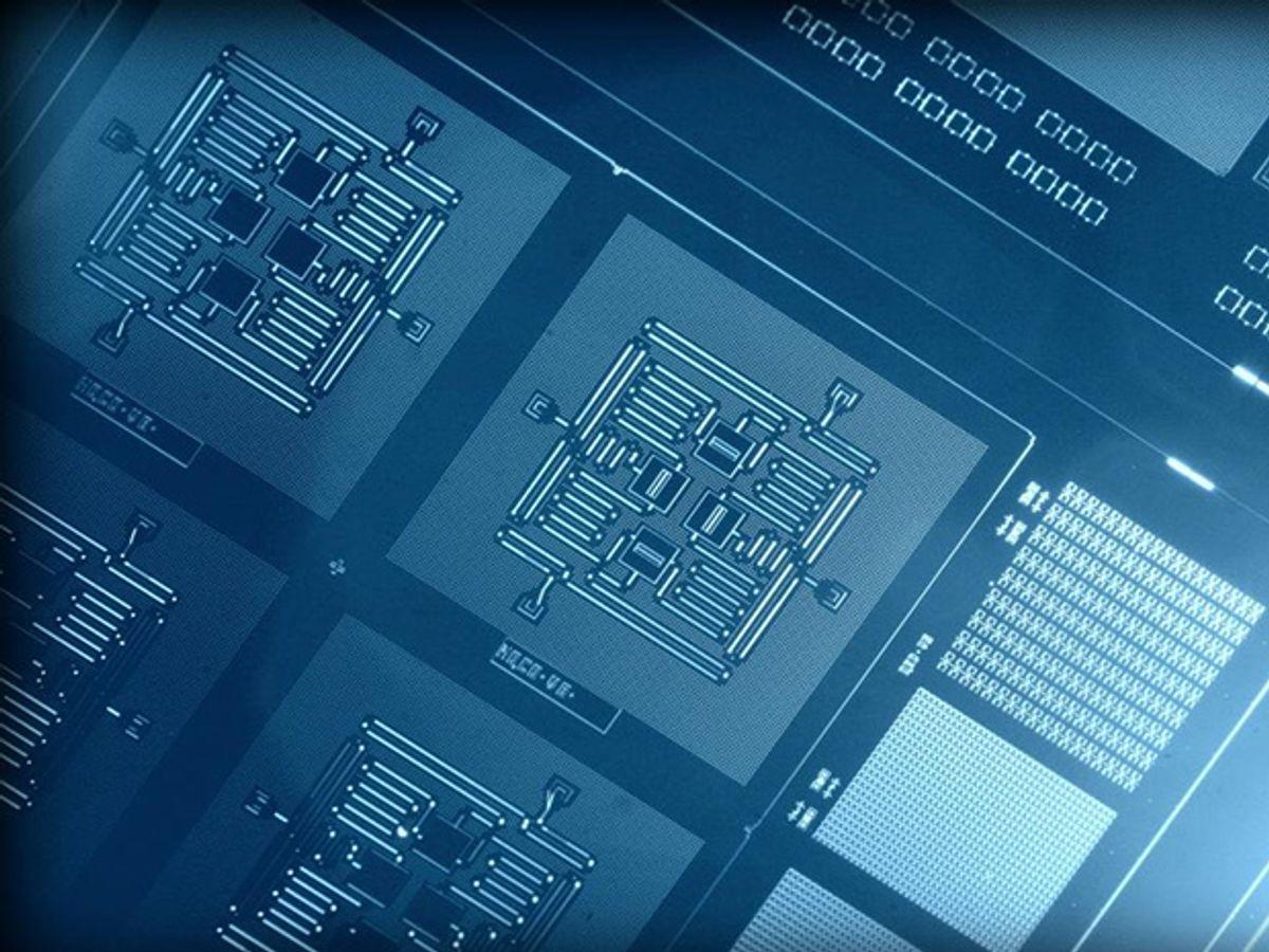 Spy Agency Bets on IBM for Universal Quantum Computing