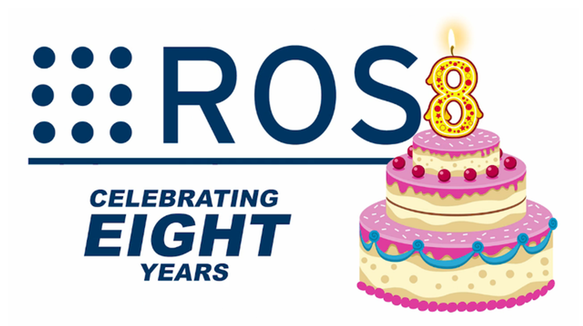 ROS, the Robot Operating System, Is Growing Faster Than Ever, Celebrates 8 Years