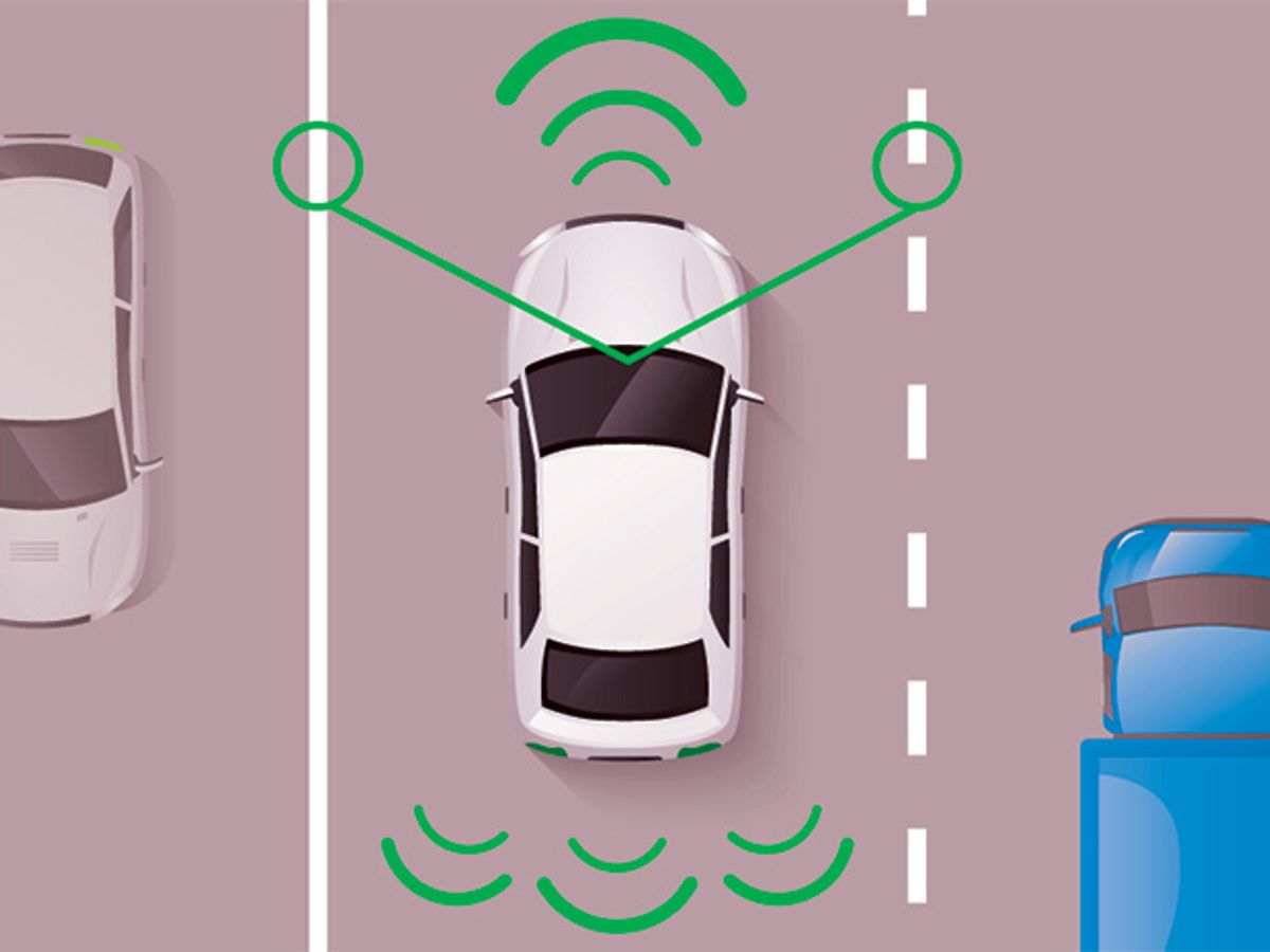 Vehicle Safety Ratings Will Soon Include Marks for Crash Avoidance Tech