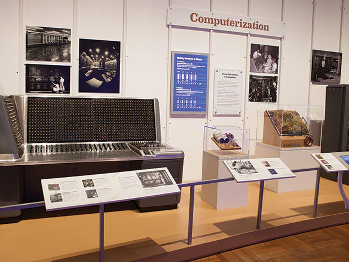 Review: NYC's Computing History on Display