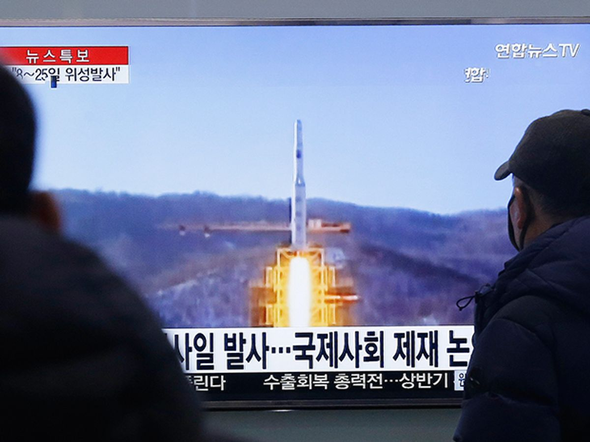 What's Behind North Korea's Space Launch? A View From the Inside