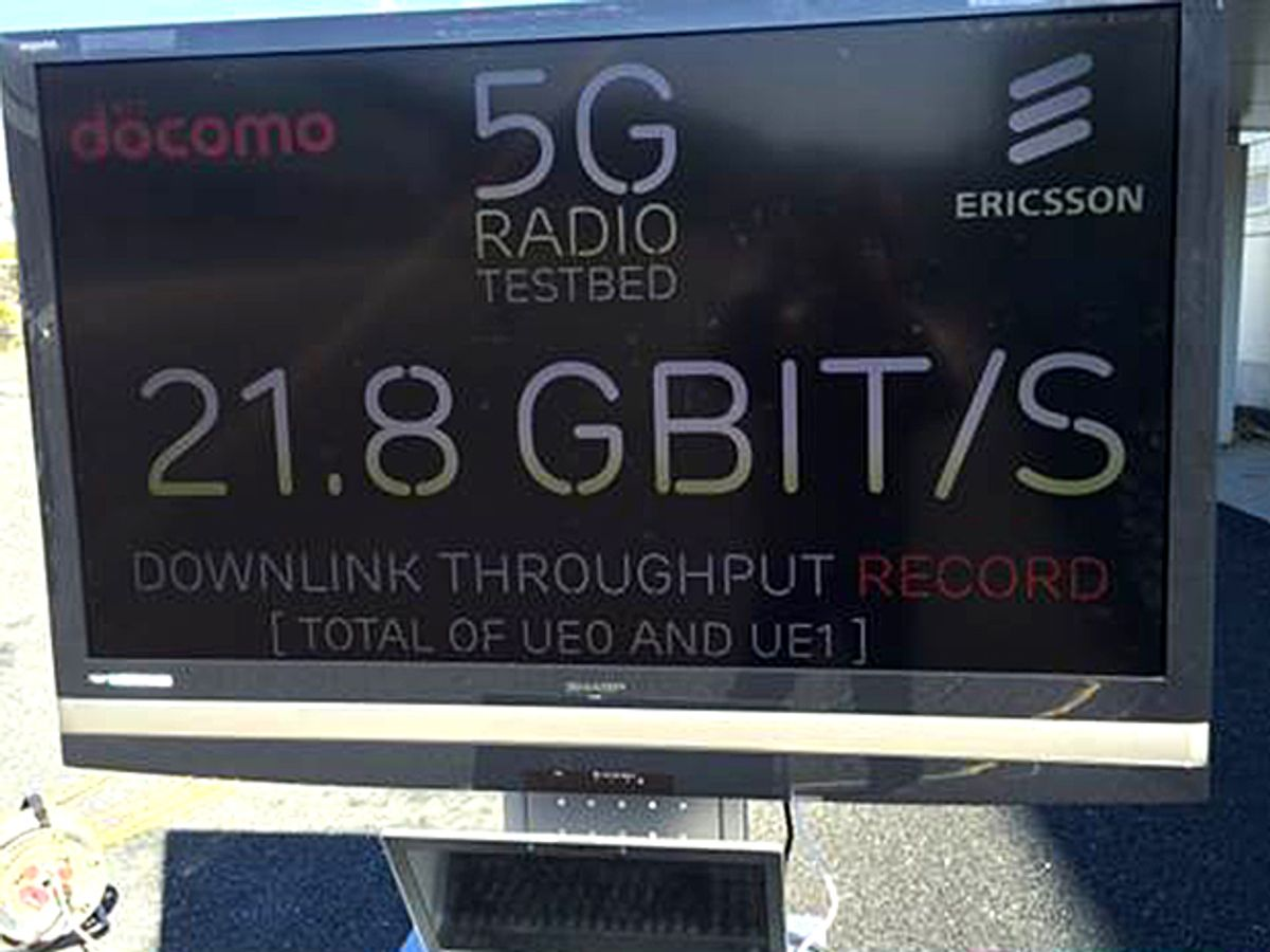 5G Coming Sooner, Not Later