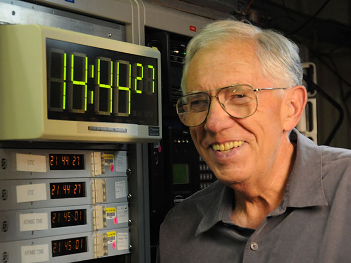 Meet the Guy Whose Software Keeps the World's Clocks in Sync