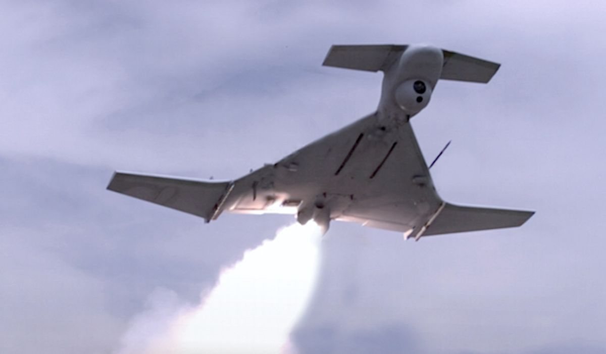 Autonomous weapons include drones designed to home in on the radio emissions of enemy air-defense systems and destroy them by crashing into them