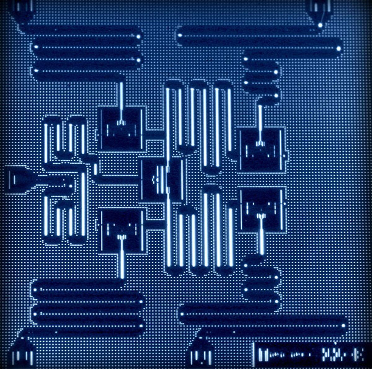 IBM Puts a Quantum Processor in the Cloud