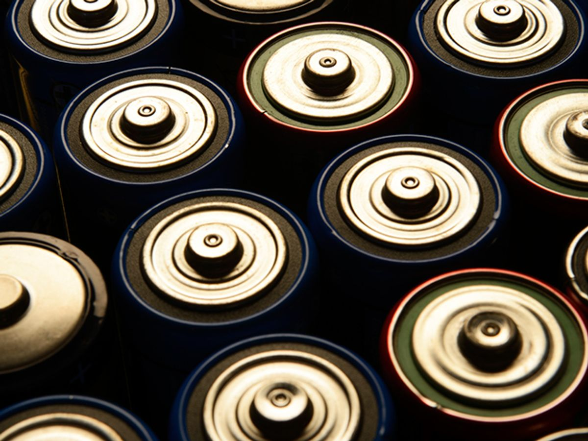 The Search for a Better Battery