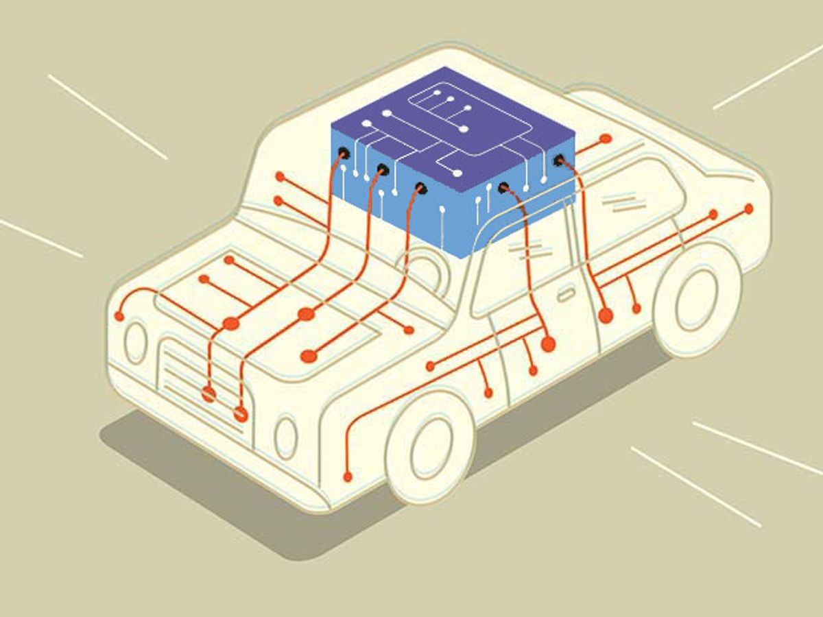 NXP's BlueBox Bids To Be The Brains of Your Car