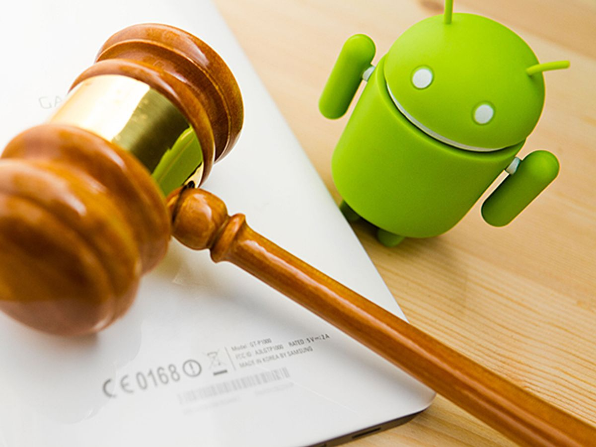 Chilling Effects Watch: Oracle v. Google