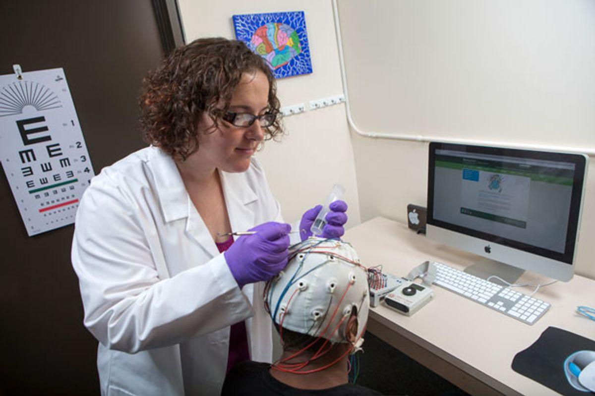 """Brainprint"" Biometric ID Hits 100% Accuracy"