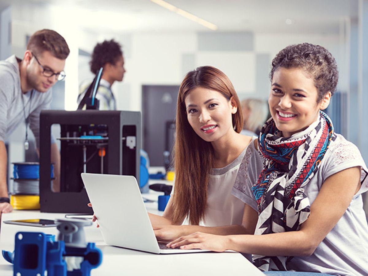 Strategies for Retaining Female Engineers