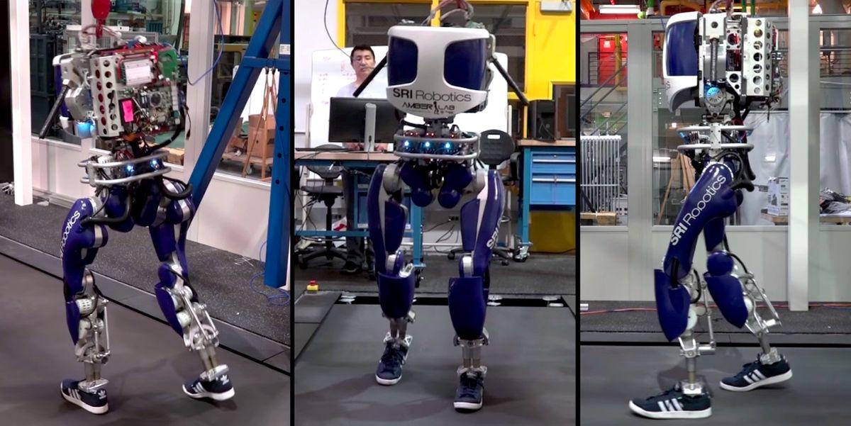 DURUS humanoid robot from Georgia Tech