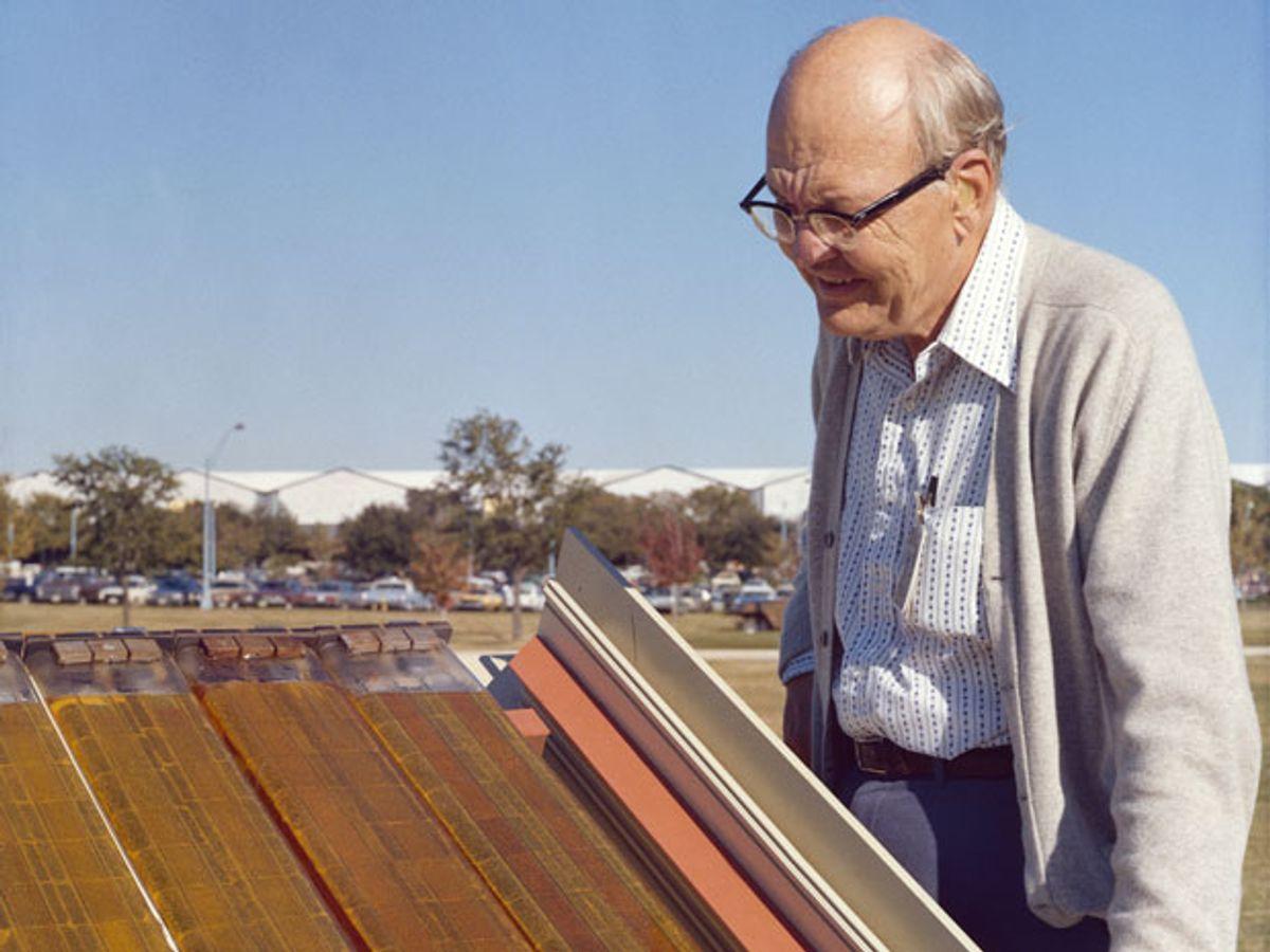 Photo: Texas Instruments records/DeGolyer Library/Southern Methodist University