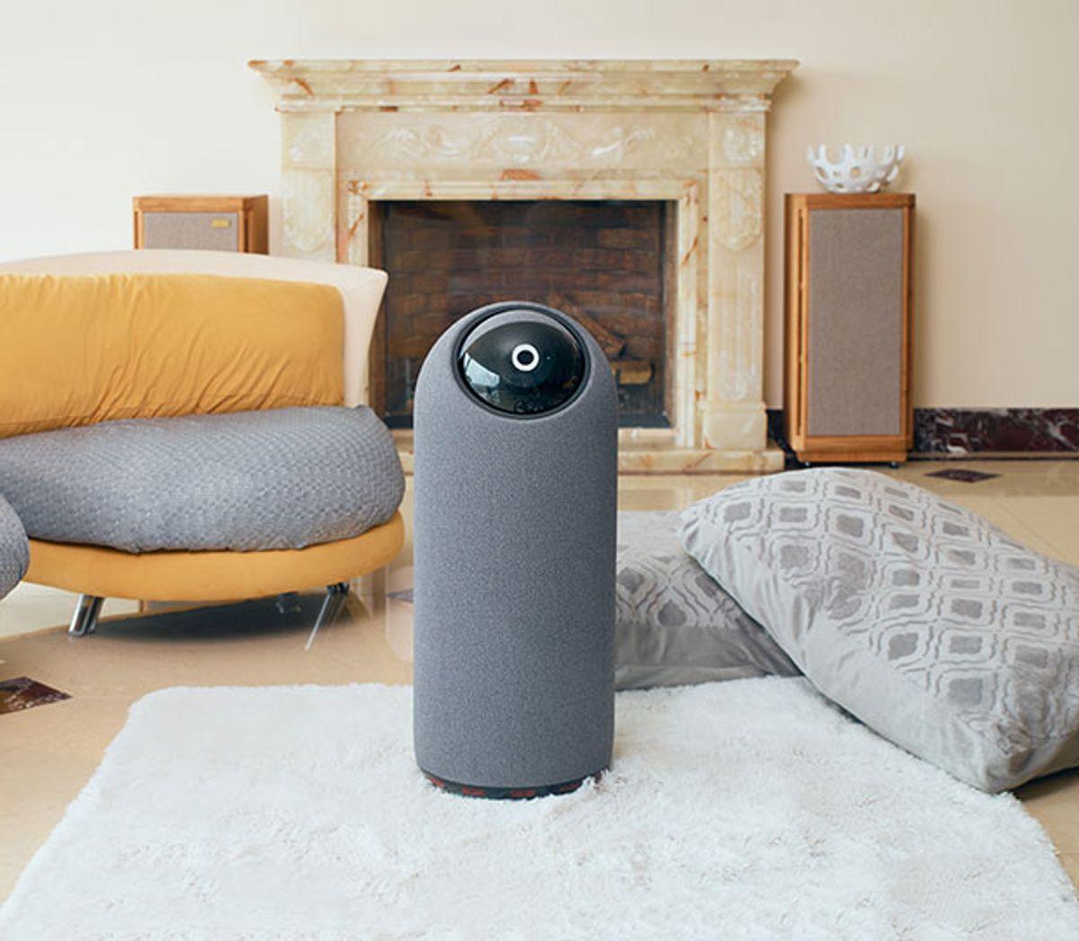 BIG-i personal home robot