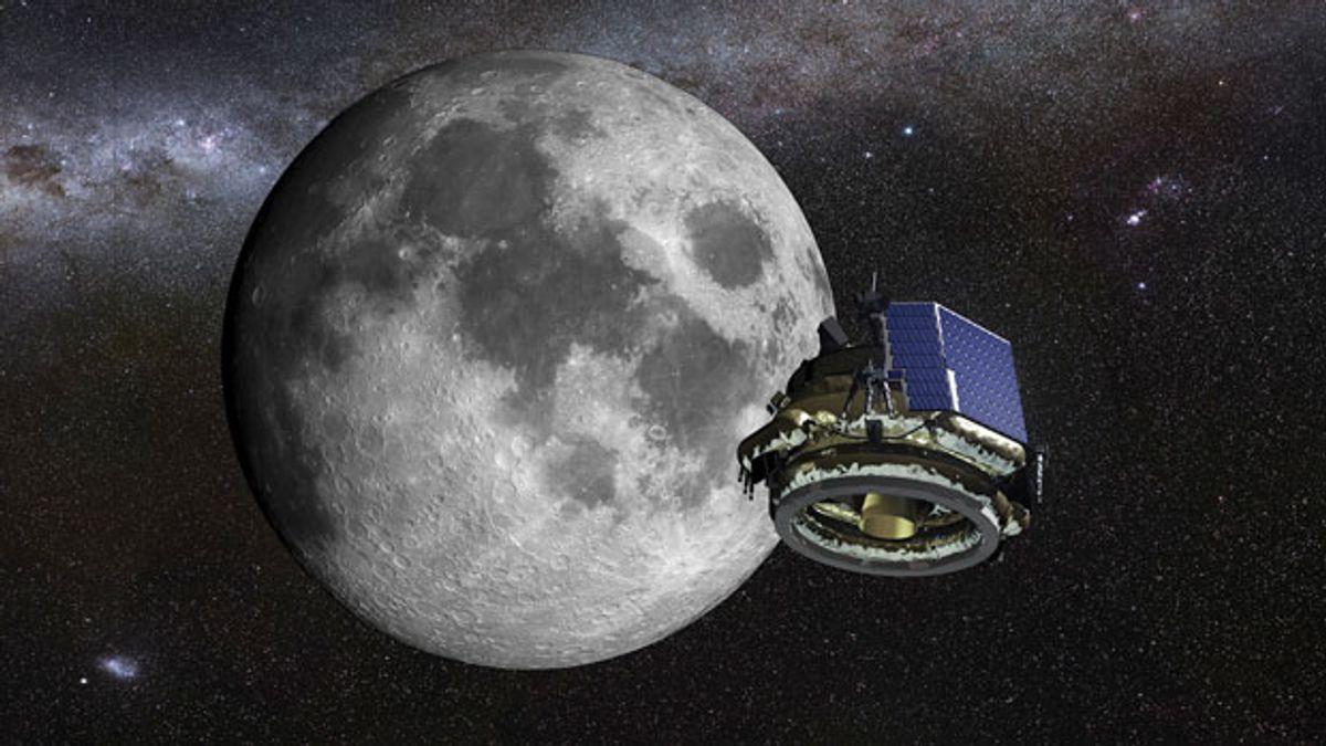 Illustration: Moon Express