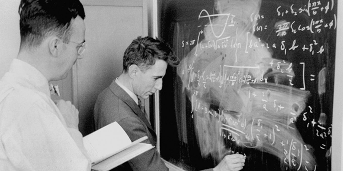 A Man in a Hurry: Claude Shannon's New York Years - IEEE Spectrum