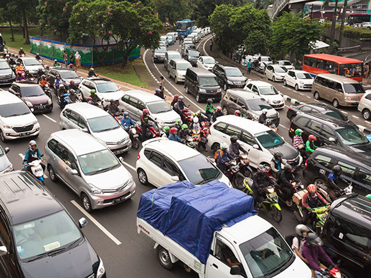 jakara traffic jam