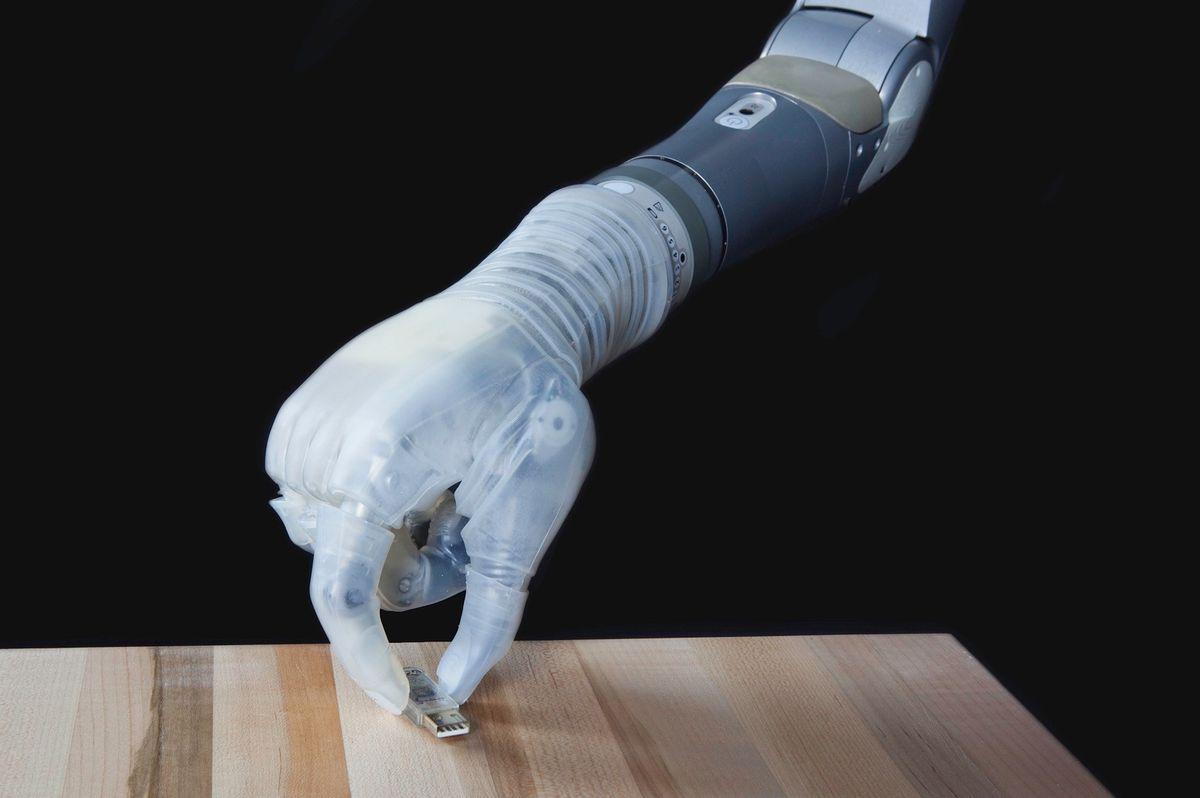 DARPA's LUKE Arm
