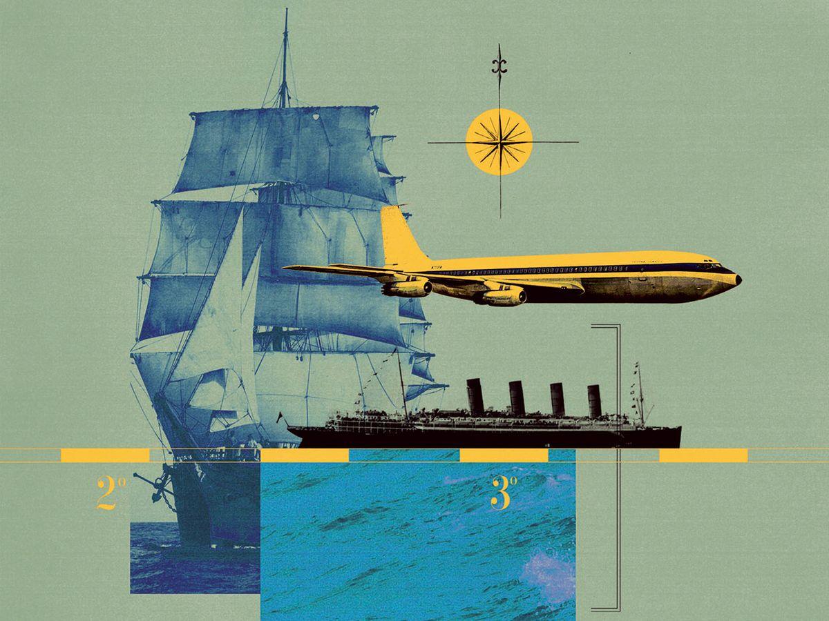Photo-illustration by Stuart Bradford