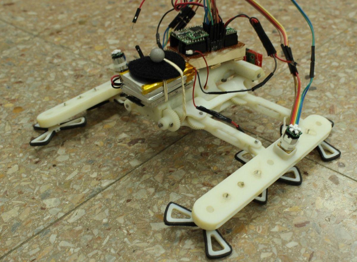 RSTAR robot