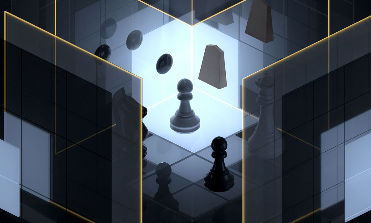 Starting from random play and given no domain knowledge except the game rules, AlphaZero convincingly defeated a world champion program in the games of chess and shogi (Japanese chess) as well as Go.
