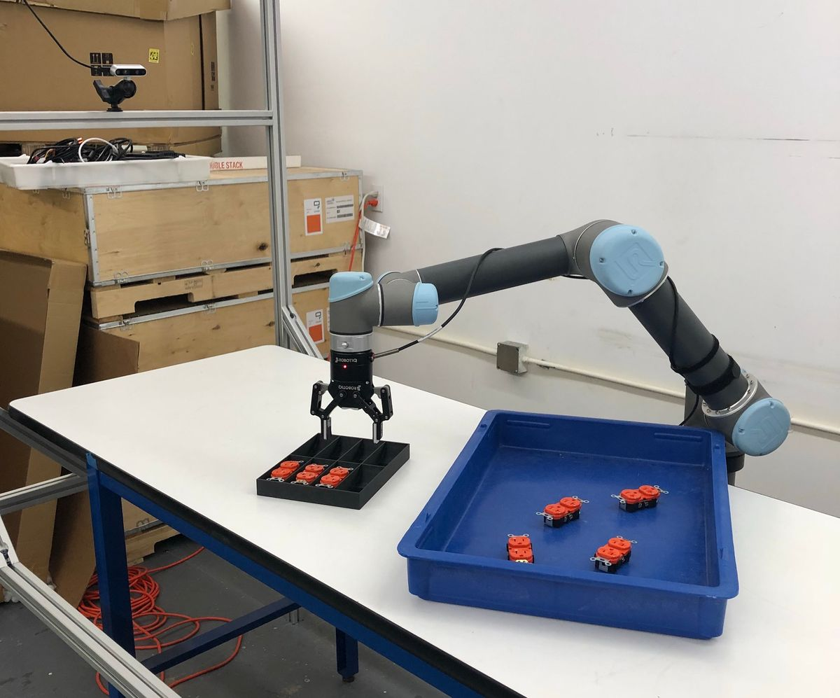 Hardware-based motion planning that operates in under a millisecond makes robots both safer and more versatile